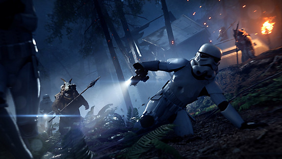 STAR WARS™ Battlefront™ II screenshot