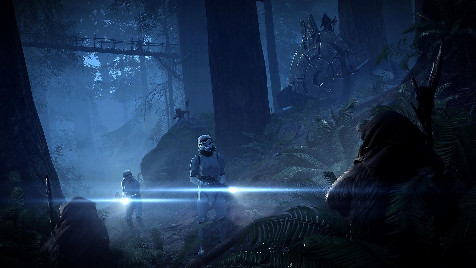 Star Wars Battlefront Ii Game Ps4 Playstation