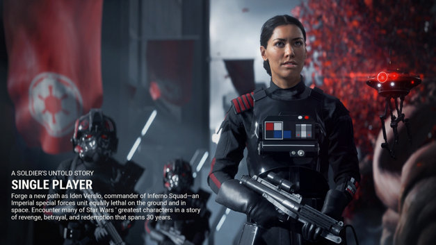 STAR WARS™ Battlefront™ II Screenshot 4
