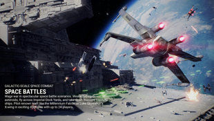 STAR WARS™ Battlefront™ II Screenshot 5
