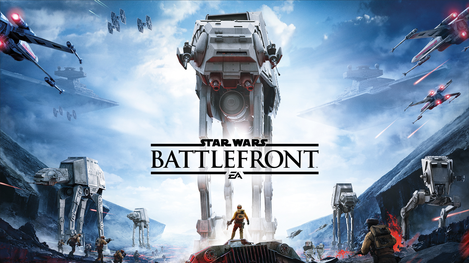 star wars battlefront game ps4 playstation. Black Bedroom Furniture Sets. Home Design Ideas