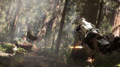 Star Wars Battlefront Game Ps4 Playstation