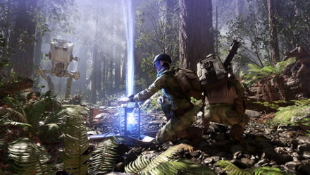 STAR WARS™ BATTLEFRONT™ – Technologie de photogrammétrie