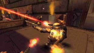 Star Wars® Bounty Hunter (jeu PS2 classique) Screenshot 2