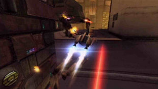 Star Wars® Bounty Hunter (jeu PS2 classique) Screenshot 6