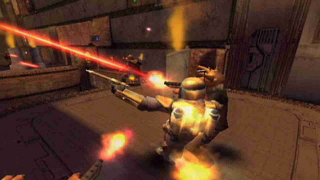 Star Wars® Bounty Hunter (jeu PS2 classique) Screenshot 7