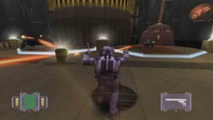Star Wars® Bounty Hunter (jeu PS2 classique) Screenshot 8