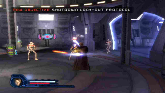 Star Wars®: Episode III: Revenge of the Sith™ (PS2 Classic) Screenshot 1
