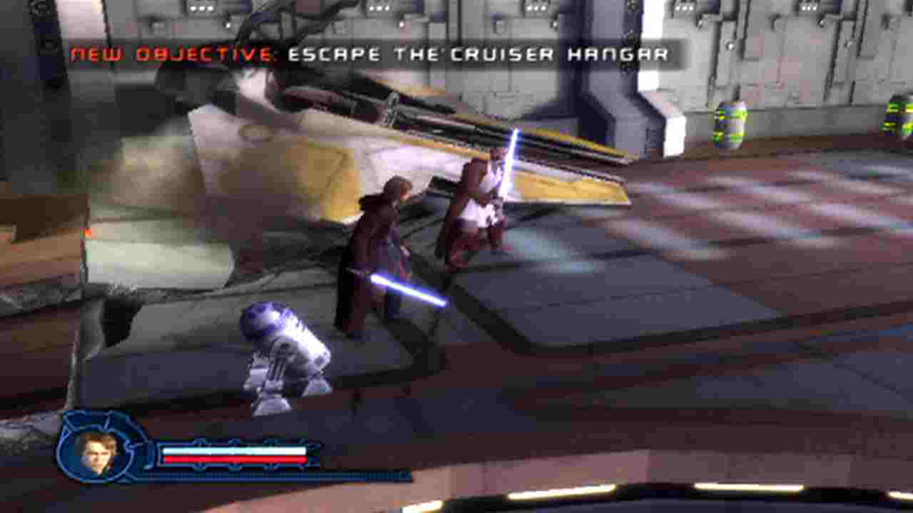 Star Wars®: Episode III: Revenge of the Sith™ (PS2 Classic) Game