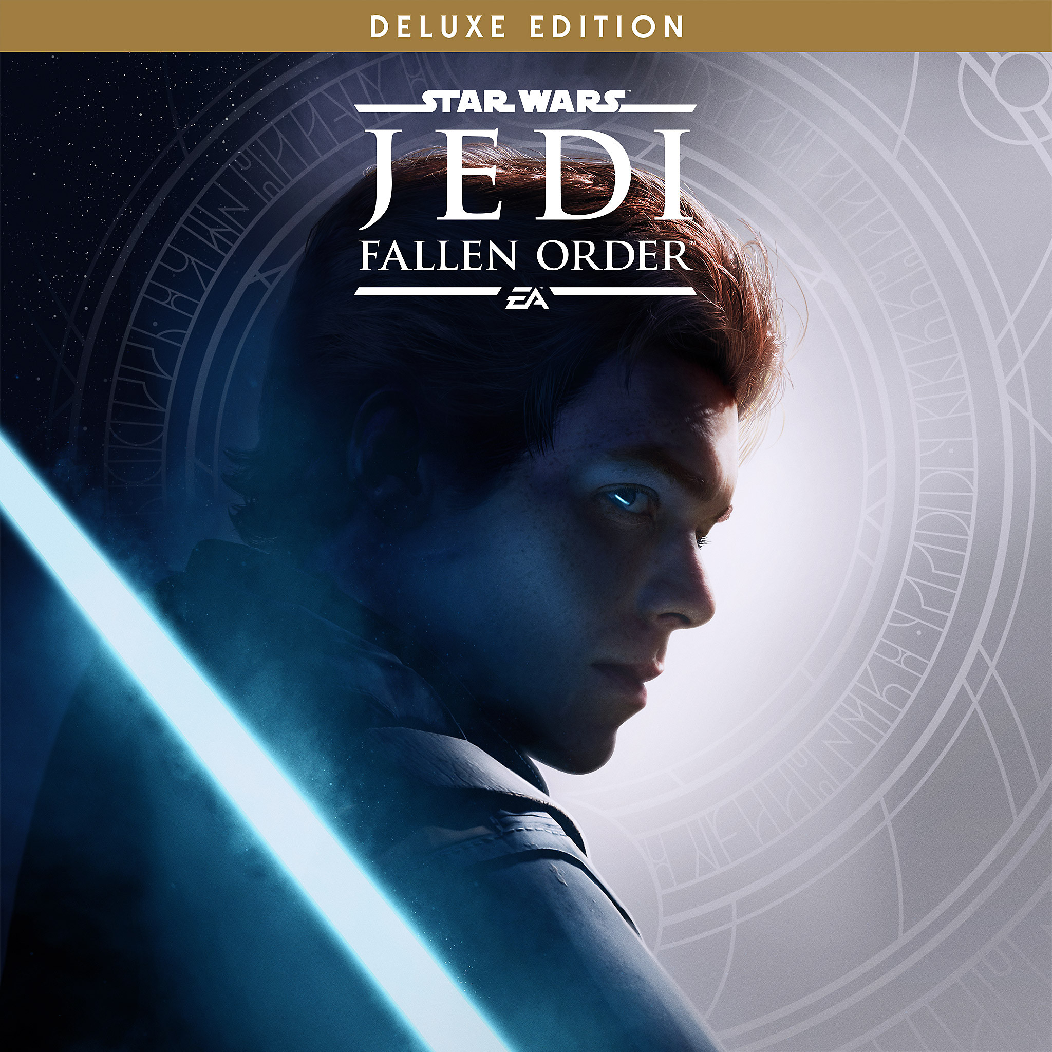 Star Wars Jedi Fallen Order - Deluxe Edition Art