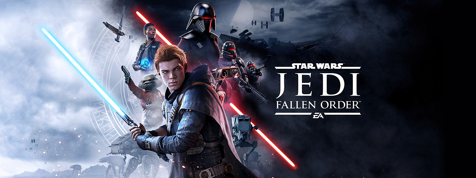 STAR WARS Jedi: Fallen Order - Now Available