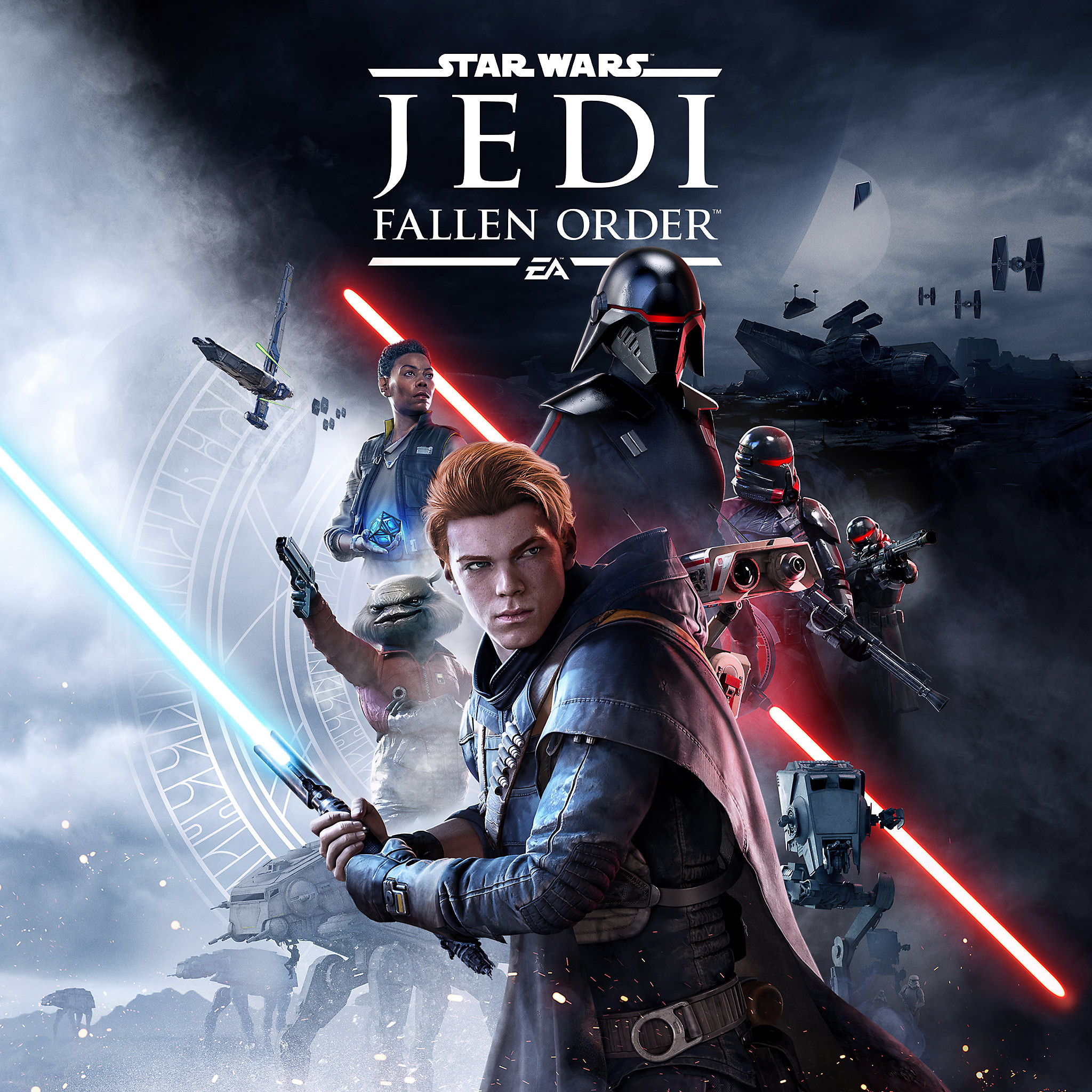 Star Wars Jedi Fallen Order - Standard Edition Art