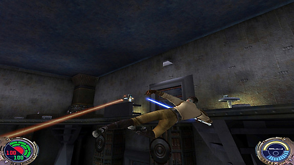 STAR WARS™: Jedi Knight II: Jedi Outcast™ - Screenshot INDEX
