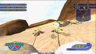 Star Wars®: Racer Revenge™ (PS2 Classic) Screenshot 3