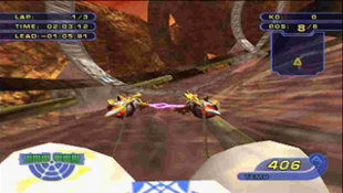 Star Wars®: Racer Revenge™ (PS2 Classic) Screenshot 5
