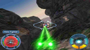 Star Wars: Starfighter (PS2 Classic) Screenshot 5