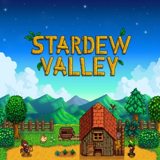 Stardew Valley Key Art Badge Image