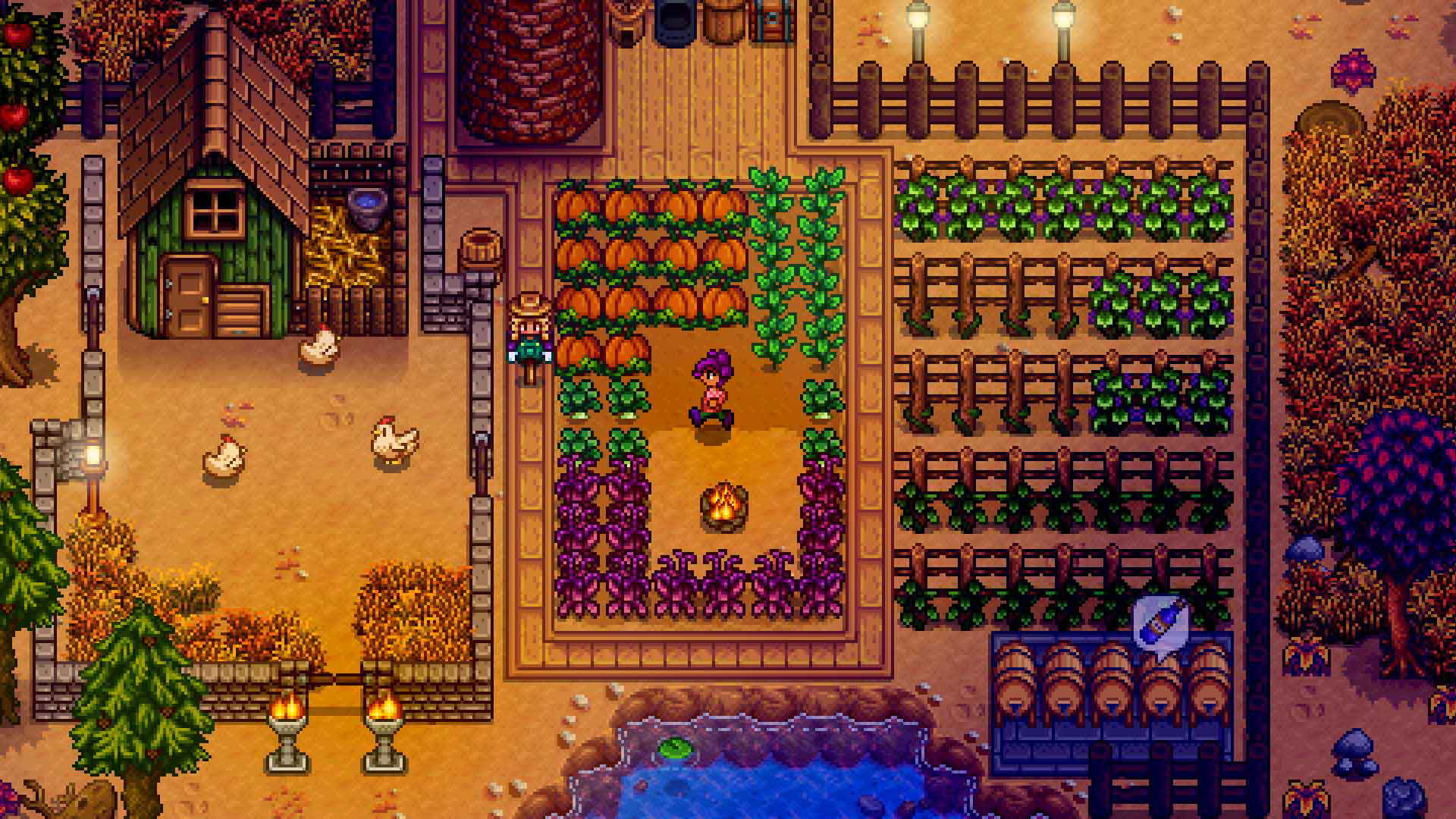 See Stardew Valley in Action