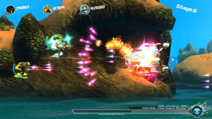 Stardust Galaxy Warriors: Stellar Climax Screenshot 3