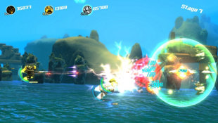Stardust Galaxy Warriors: Stellar Climax Screenshot 2