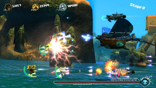 Stardust Galaxy Warriors: Stellar Climax Screenshot 7
