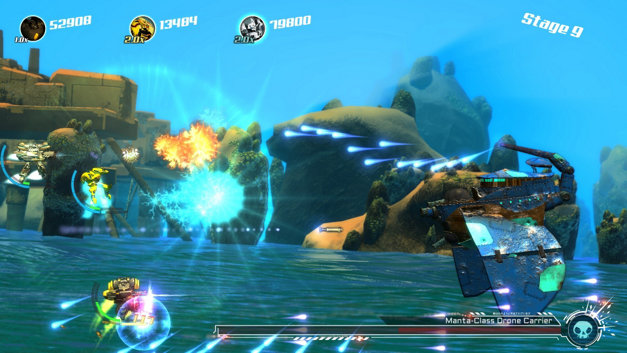 Stardust Galaxy Warriors: Stellar Climax Screenshot 4