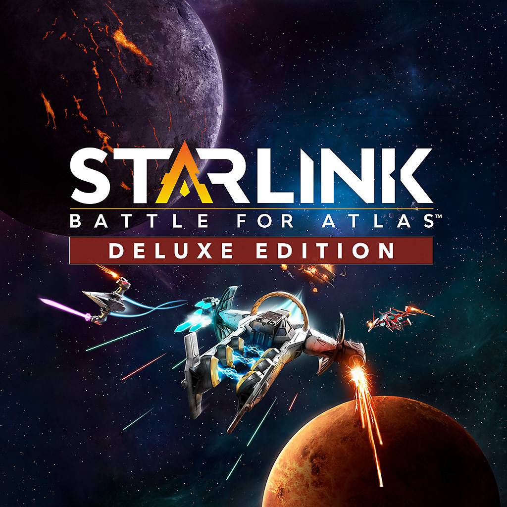 Starlink Battle for Atlas Deluxe Edition