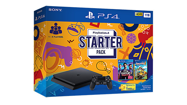 PlayStation 4 Starter Pack