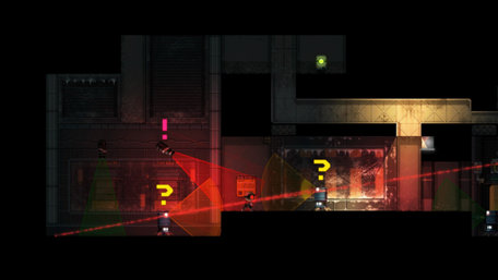 Stealth Inc 2: A Game of Clones Trailer Screenshot