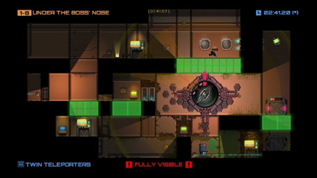 Stealth Inc: Ultimate Edition Trailer Screenshot