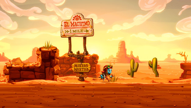 SteamWorld Dig 2 Screenshot 10