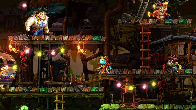 SteamWorld Dig 2 Screenshot 4
