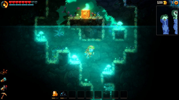 SteamWorld Dig 2 Screenshot 7