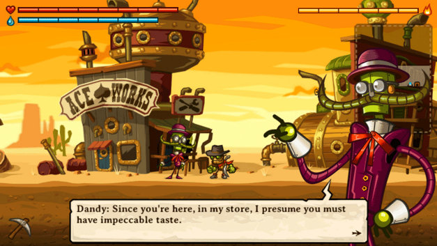 SteamWorld Dig Screenshot 7