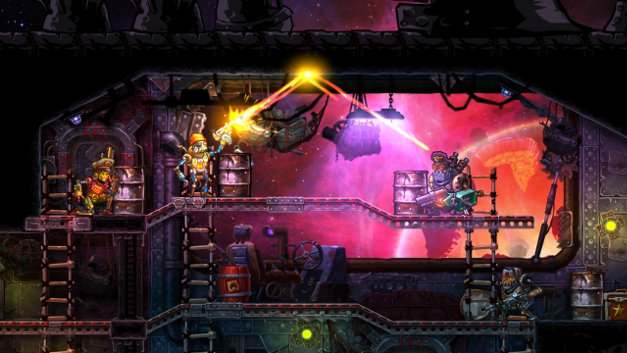 SteamWorld Heist Screenshot 10