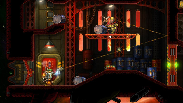 SteamWorld Heist Screenshot 1