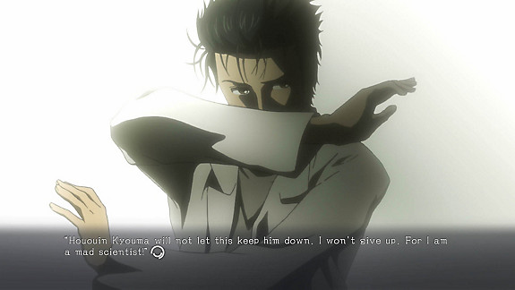 STEINSGATE ELITE - Screenshot INDEX