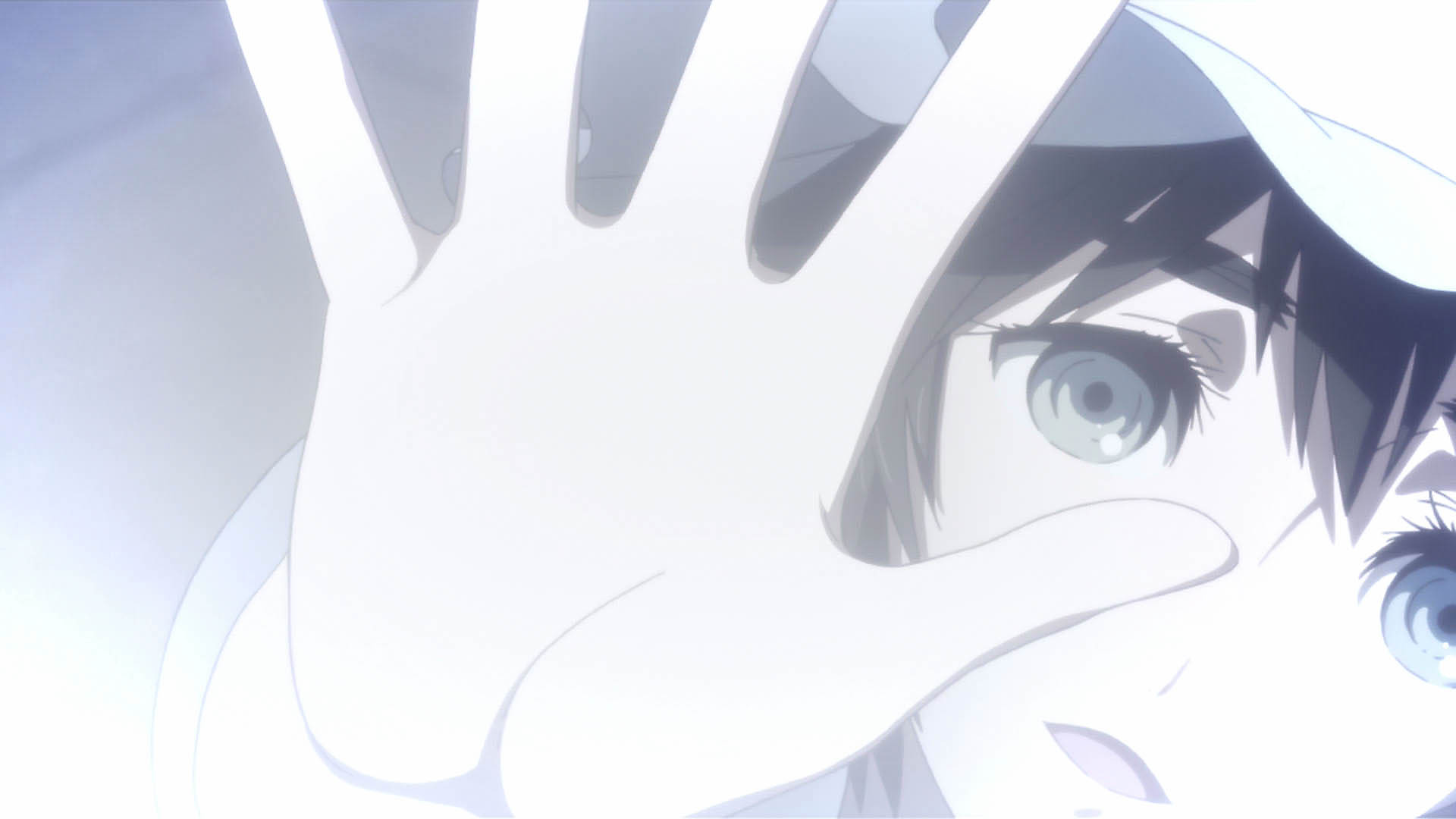 STEINSGATE ELITE Cutscene Screen