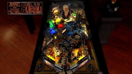 Stern Pinball Arcade Trailer Screenshot