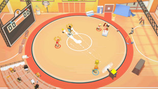Stikbold! A Dodgeball Adventure Screenshot 2