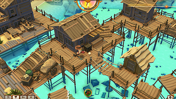Stranded Sails – Explorers of the Cursed Islands - Screenshot INDEX