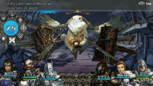 Stranger of Sword City Screenshot 2