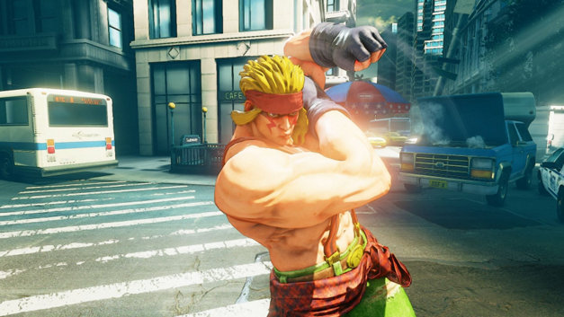 STREET FIGHTER® V Screenshot 1