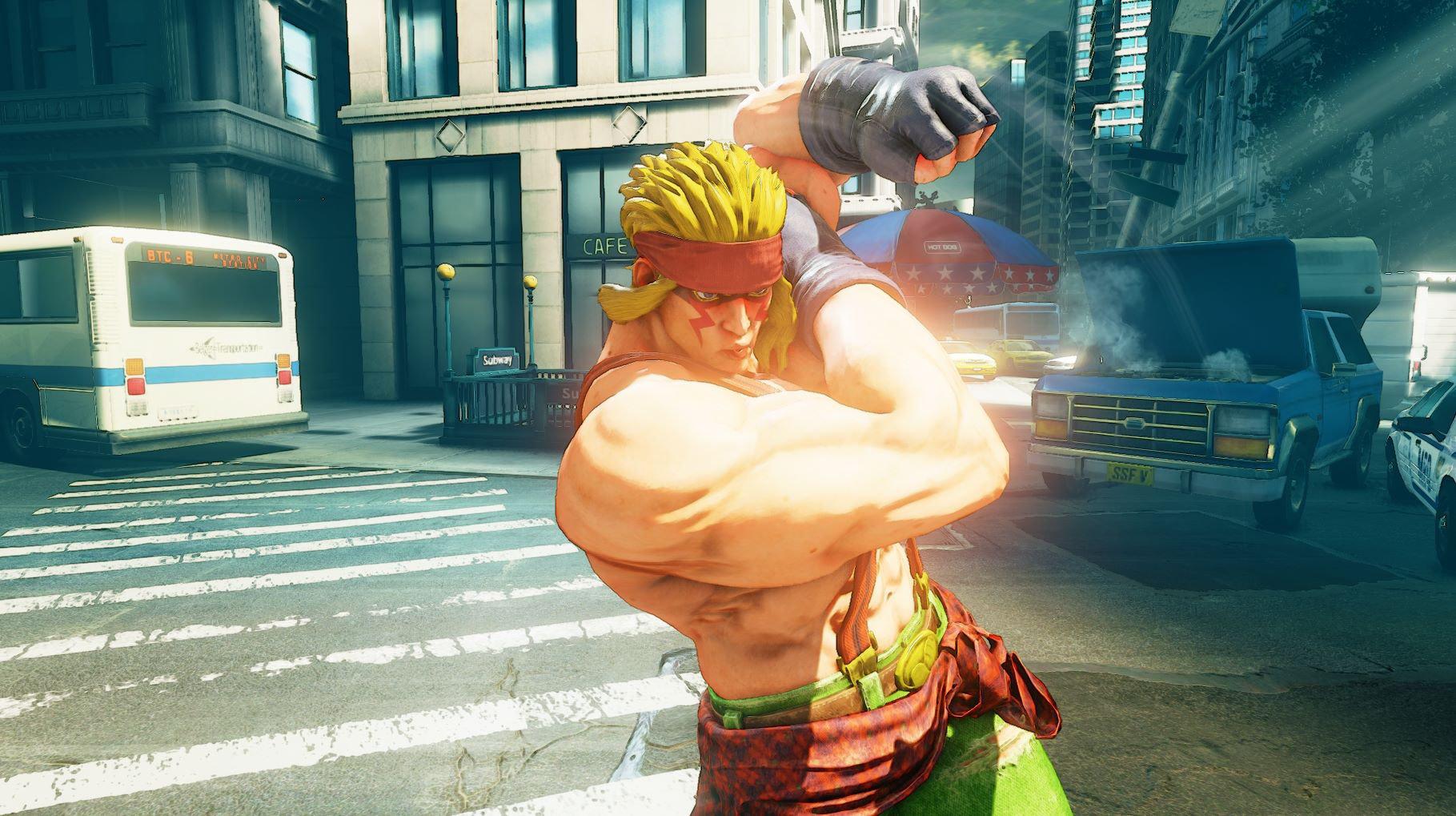 Street Fighter® V: Arcade Edition Game   PS4 - PlayStation