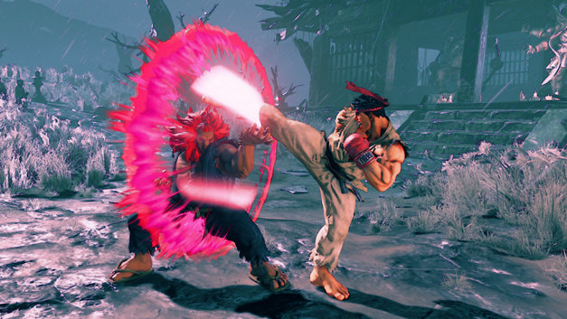 Street Fighter® V: Arcade Edition Screenshot 1