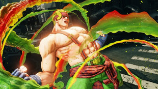 STREET FIGHTER® V Screenshot 3