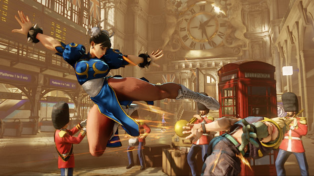 STREET FIGHTER® V Screenshot 13