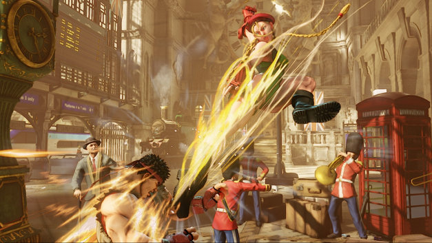 Street Fighter® V: Arcade Edition Screenshot 25
