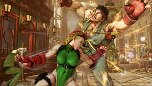 STREET FIGHTER® V Screenshot 26