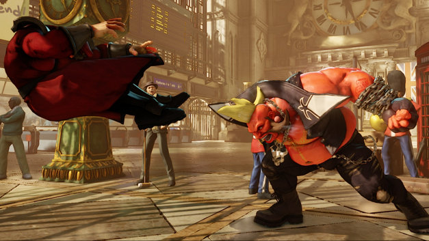 STREET FIGHTER® V Screenshot 25